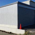 物置ガレージの設置例2